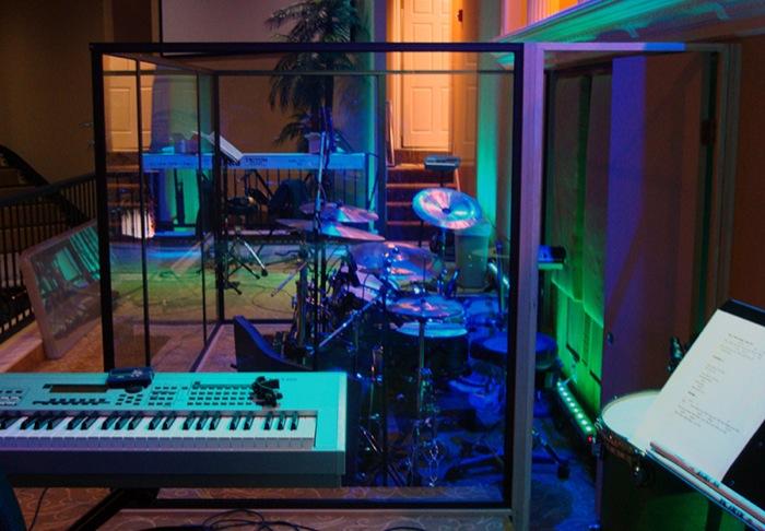 Sound Proof Glass 2