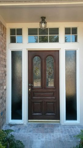 Residency Door